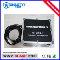 Top quality Besnt Industrial underwater camera 100m cable monitoring cctv system BS-ST30D
