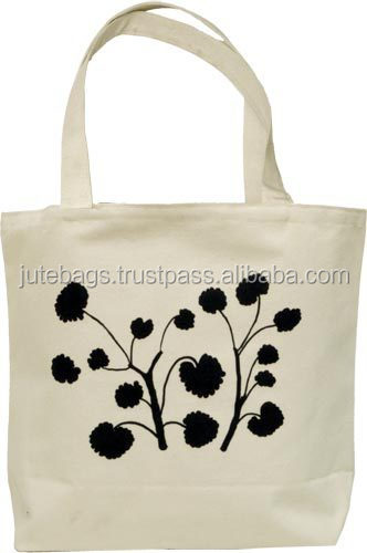 Picture printed cotton Bags 2015