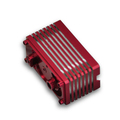 Chinese Machined Precesion Metal Customized Parts For Heatsink Case