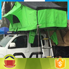 RT02 outdoor camping soft roof top tent with two rooms