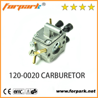 High quality hot sale favorable for cheap selling Forpark garden tools chainsaw carburetor