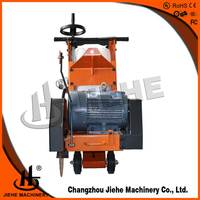 Asphalt road cutter machine ,cutting saw with 5.5kw siemens motor and CE for hot sale(JHD-400E)