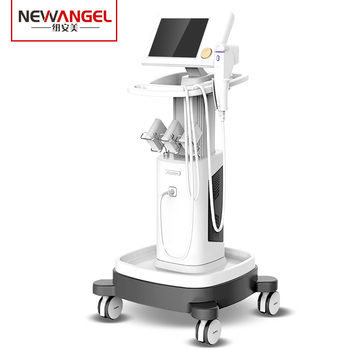 High intensity strong energy skin tightening hifu machine face lift 2018