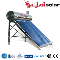 2016 Hot Sale 180ml Solar Water Heater With Stainless Steel And Vacuum Tube