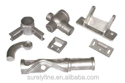 made in china precision casting auto parts with competitive price