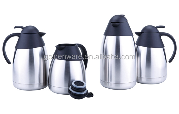 KCO15 1.5L New Wholesale Competitive stainless steel vacuum flask auto cup