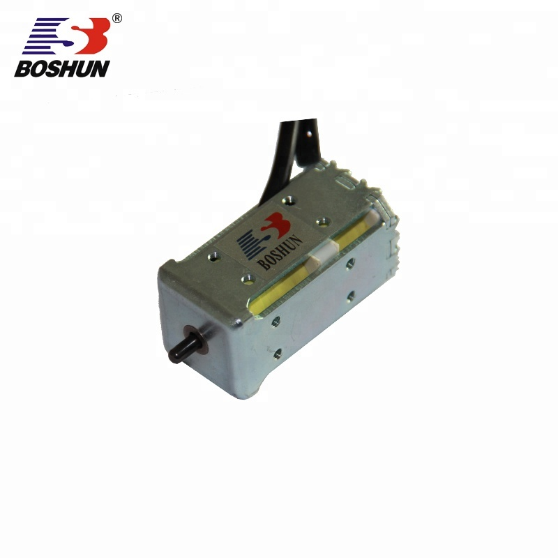 BS-0951N-19 self-hold color change solenoid for flat knitting machine