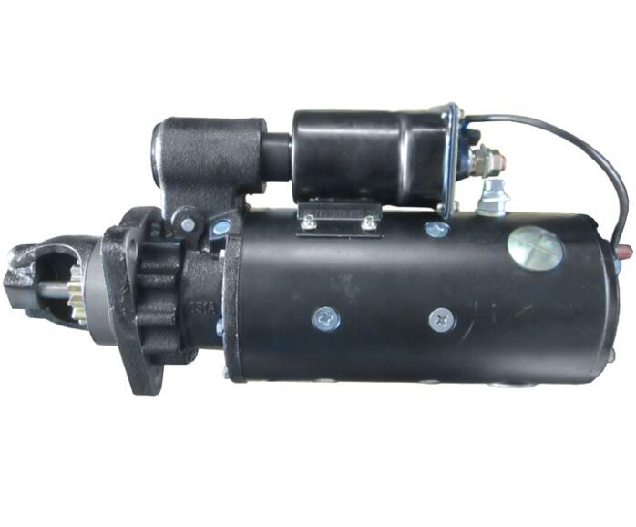 High quality diesel engine electric parts 24V starter motor for heavy duty truck 42mt 50mt 10479339 856563 10R9816