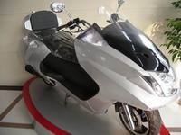 250CC water-cooled gas scooter