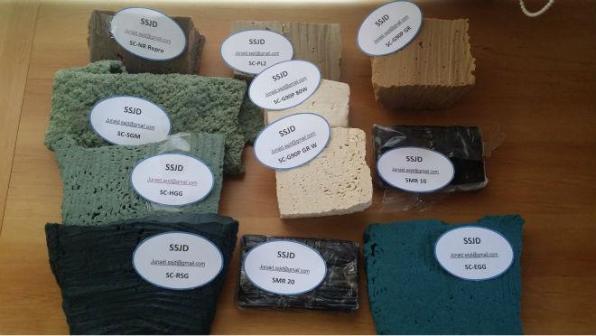 Recuperato& di gomma naturale Produzione produttori, fornitori, esportatori, grossisti