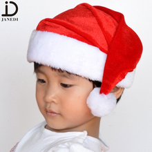 Christmas hat Christmas decorations socking hat Santa Claus hat for children adult
