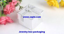 custom paper leather jewelry box/leather packaging gift box/1 bottle leather wine carrier case