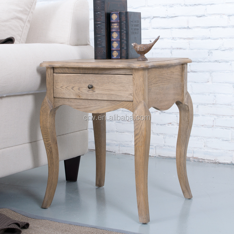 Bt 1501 Cheap Antique Furniture French Solid Wood Bedside
