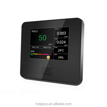 professional PM2.5 VOC HCHO formaldehyde air quality detect