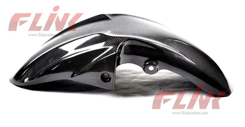 carbon fiber motorcycle Fender for Suzuki GSR 600 08