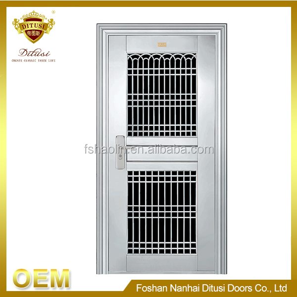 stable stainless steel main doors JH108