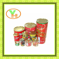 70G-4500G China Hot Sell Canned tomato paste,tomato jam filling machine