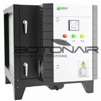 Commercial Air Purifier, Kitchen Air Filter, Cooking Smoke extractor