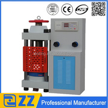 WEW-Y digital display concrete compression testing equipment/compression testing machine