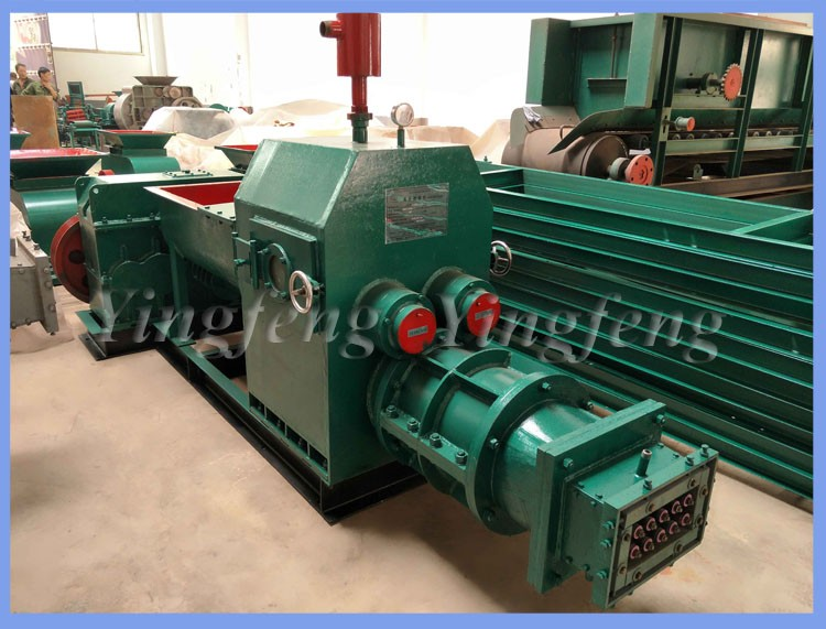 China Red Mud Brick Maker Clay Brick Making Machine For Sale