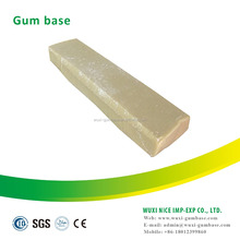 Natural Chicle Make Bubble Gum Base Manufacturers