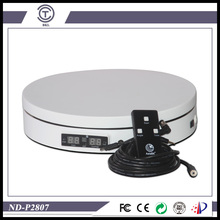 white/black photography 45cm photography cigarette display stand 360 degrees photography turntable