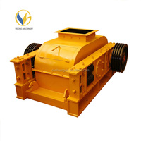 Strong and Safety double Roller Crusher on sale