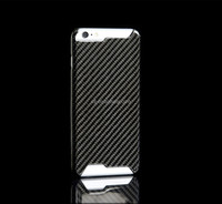 Twill Woven Carbon Fiber Cell Phone Case For phone 6,carbon case, carbon phone cover