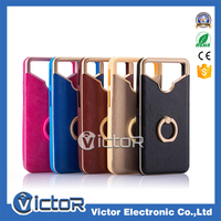 "Alibaba best sellers hot selling universal silicone covers for 4.7"" 5"" 5.5"" TPU case with metal ring kickstand"