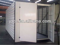 flat packed 40ft convenient to ship container house