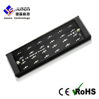 Low Power Consumption LED Grow Lighting 24W-96W Aluminum Shell Grow Light LED Plant Grow Light