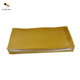 Organic beeswax beehive foundation sheet / beeswax / beeswax comb foundation