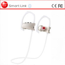 leather looking mobile phone accessories stereo earphone sports wireless headset bluetooth