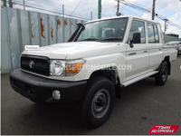 Toyota Land Cruiser 79 Pick up 4.2L HZJ 79 Double cabin Diesel RHD
