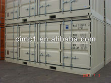 20' one side full access container