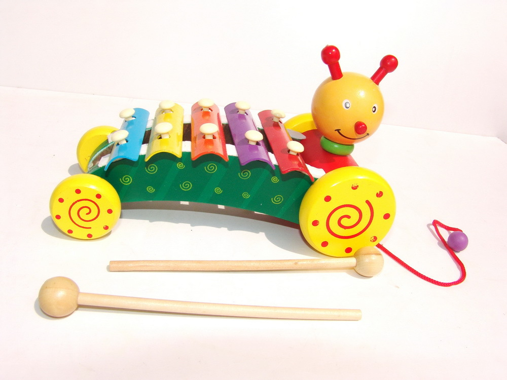 Wooden Musical Toys : Cheap and high quality wooden percussion toys castanets
