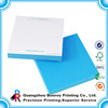 Custom different shaped cheap mini paper sticky pad wholesale