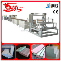 High quality XPS Foaming board Insulation production machinery