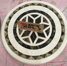 Top Quality Waterjet Medallion Round Marble Table Top