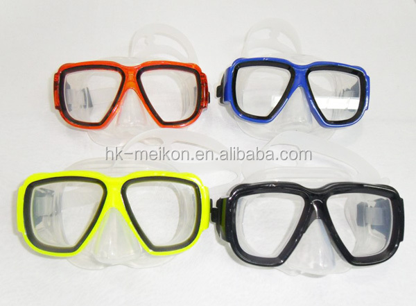 Meikon Underwater diving masks and Snorkels