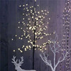 Wedding garden decorative led flower tree light various colours