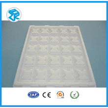 New design fruit tray pharmaceutical blister packaging plastic black rectangular tray with great price