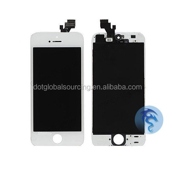 For Broken iPhone 5 5G LCD Touch Screen Panel Display