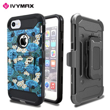 Heavy duty case for iphone 7,cover case for ip7