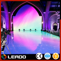 China manufacture Trade Assurance advertising video full color led screen