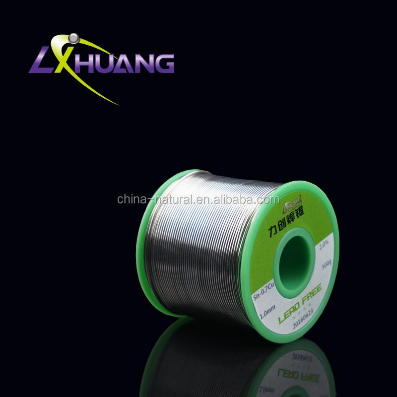 Excellent workability Tin Material lead free solder wire
