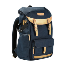 K&F Concept Multi-Functional Camera Backpack 600D Polyester Waterproof Travel Bag for DSLR Camera