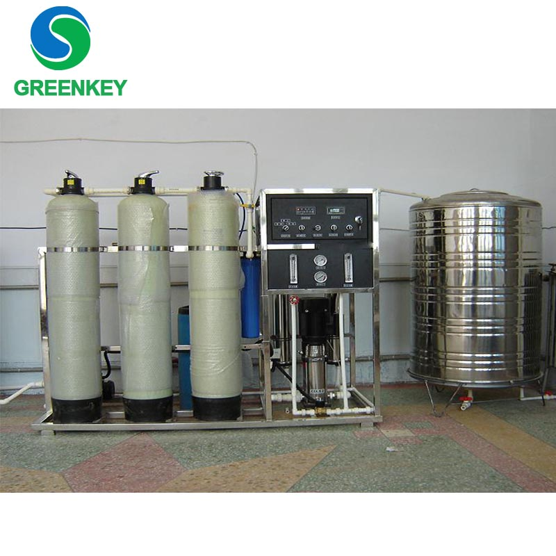 Industrial Chemicals RO Water Purification Treatment Machines/Plant