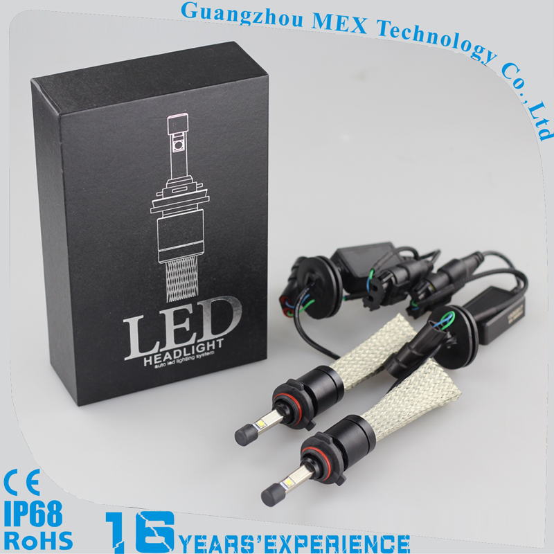 Newest getz headlight high lumen car led bulb for toyota and cruiser