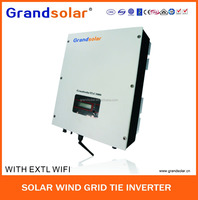 12KW SOLAR GRID TIE INVERTER/12KW MPPT WIFI ON GRID INVERTER FOR SOLAR PANELS